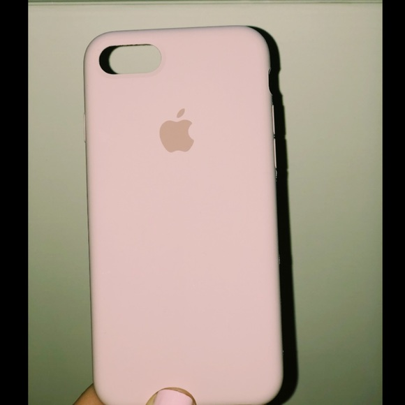 various colors d5bbf b6ddb Apple iPhone 8 or 7 Case Pink Sand Silicone NEW NWT